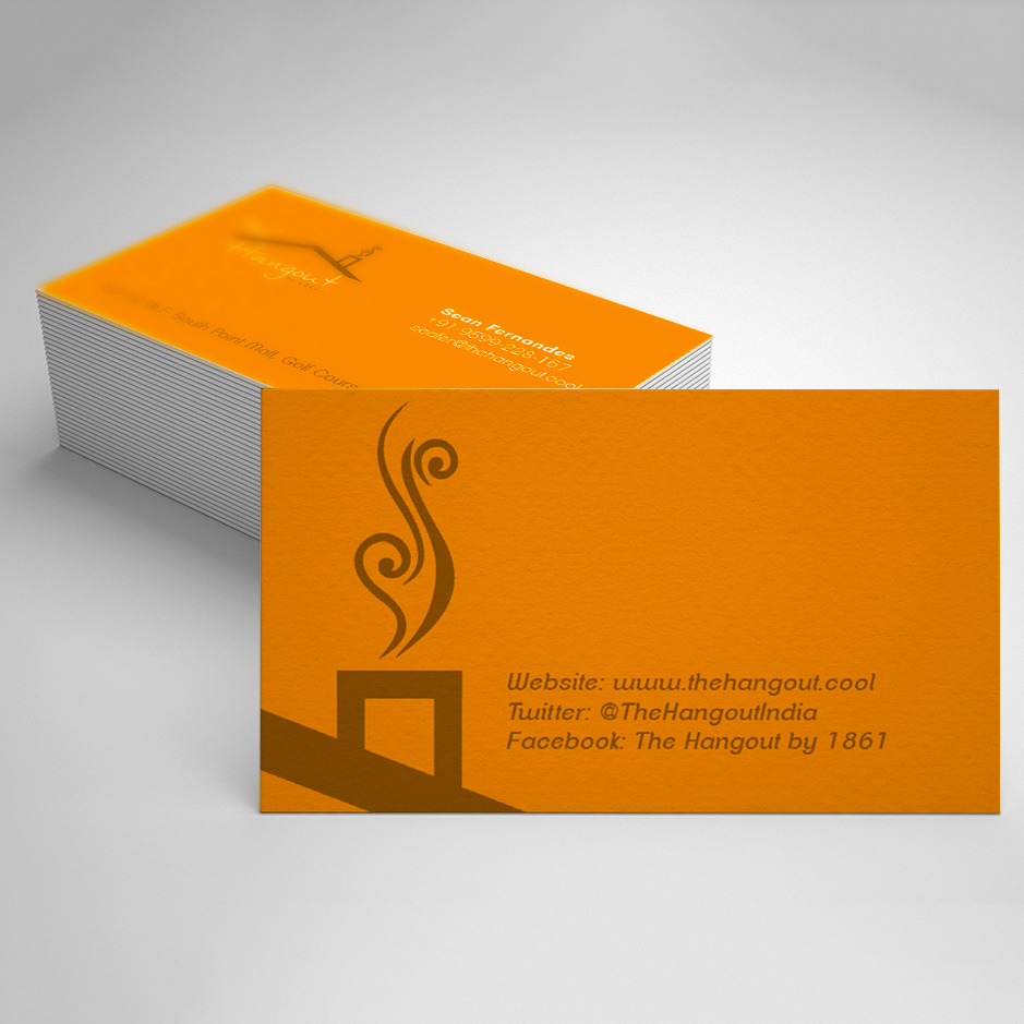 Hangout, Business Card