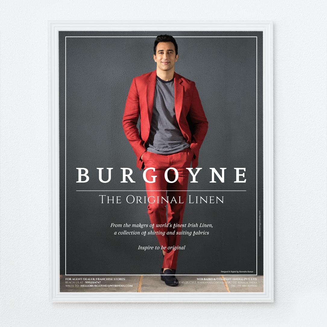 Burgoyne, Calendar